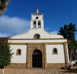 Church, Samaipata