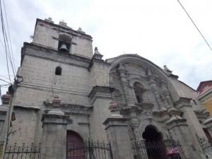 Iglesia San Domingo