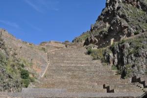 Ollantaytambo (taken on 3/3 am)