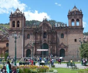Cusco's Catedral