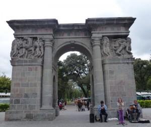 Arco de el Ejido