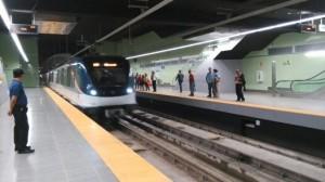 New metro
