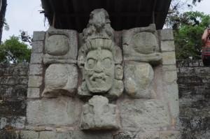 Sun God mask