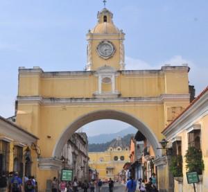 Arch de Santa Catalina