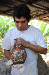 A ceramic master