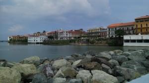 View of Viejo