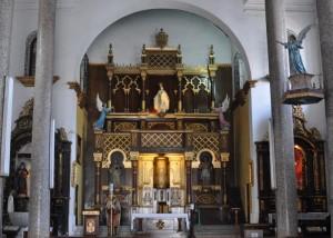 Altar, Iglesia de la Merced