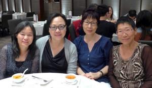 Esther, May, Katherine and Sarah