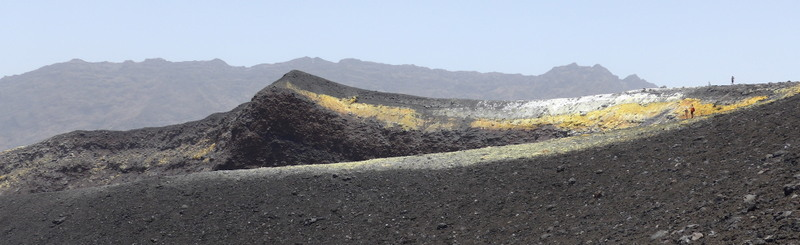 Mt Fogo - Eruptions from November 2014 to February 2015