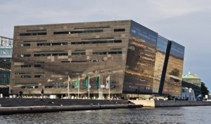 Black Diamond, National Library