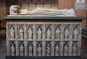 Queen Margaret I, Roskilde Cathedral