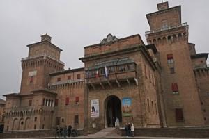 Castello Estenes, Ferrara