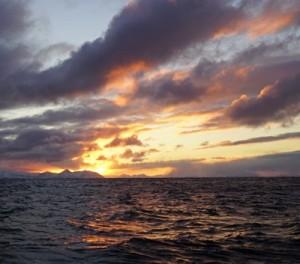 Sunrise, November 21