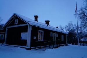 House of Hjalmar Lundbohm