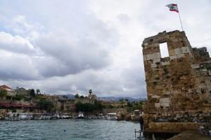 Byblo Old Harbor,