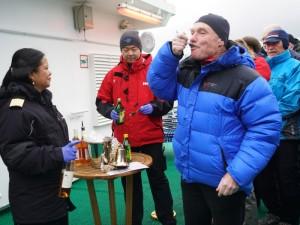 Arctic drink or medicine?