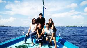 My diving mates