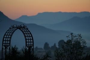 Sunrise, Lesotho, May 2016