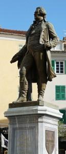 Statue of Paoli