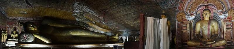 Damabulla Cave Temple