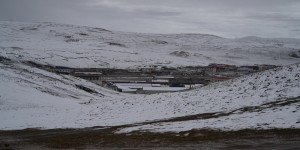 Amdo covered by snow (photo taken on June 2)