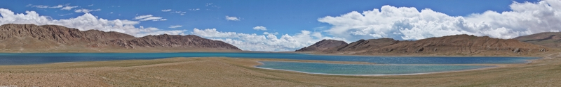 Another beautiful lake that we passed by