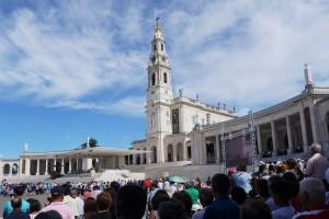 Mass at Fatima