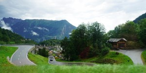 A scenic ride