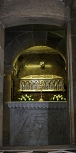 Relics of the Saint's